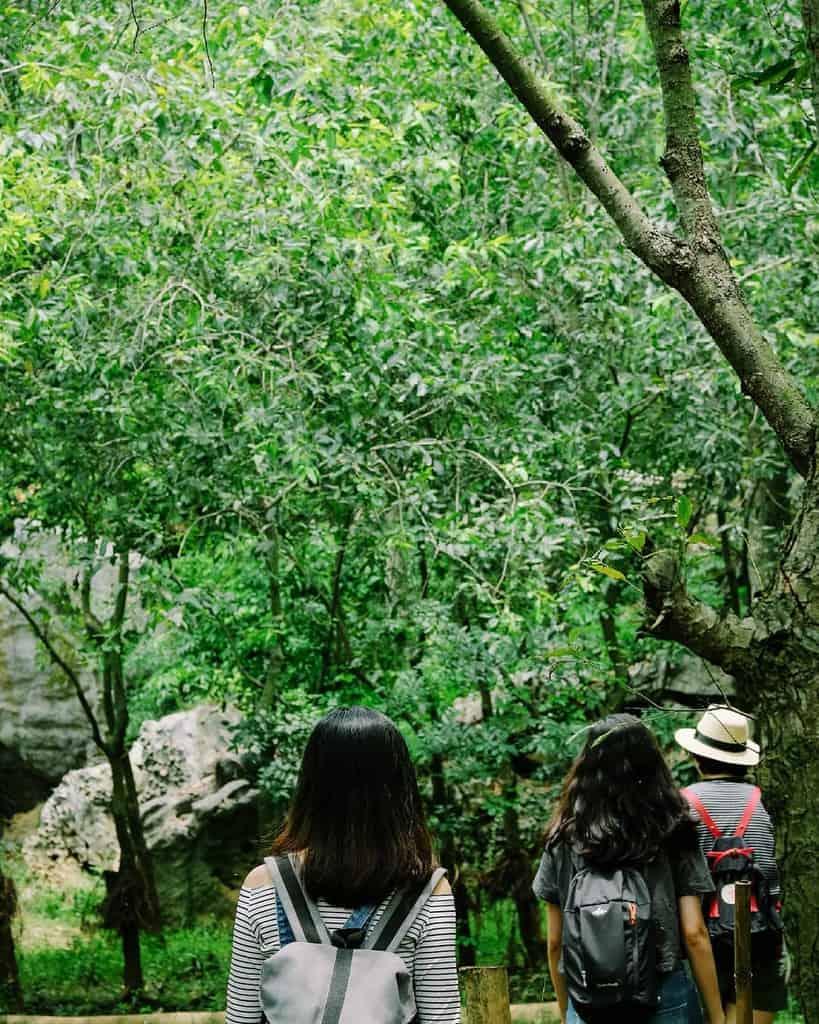leo núi Hồ Quan Sơn