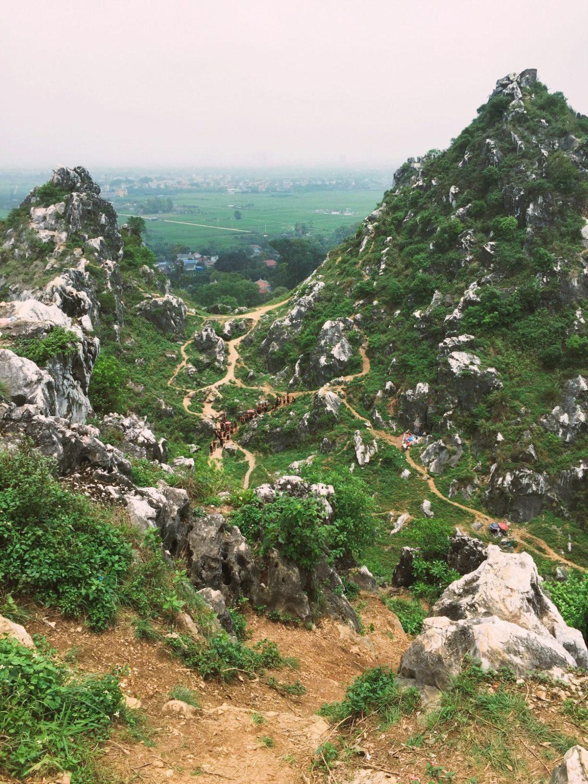 Núi Trầm, chương mỹ, hà nội