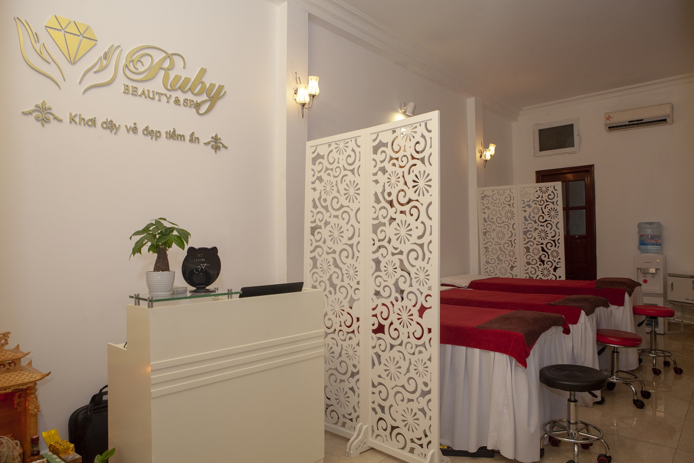 Đôi nét vềRuby Beauty & Spa 1
