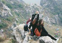 du lịch núi Trầm