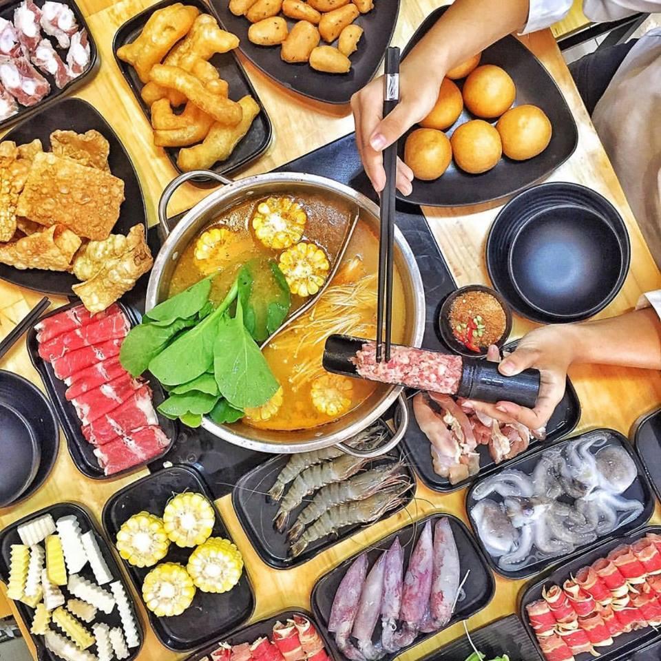 Giới thiệu về Lẩu Wang- Vua Buffet Lẩu 2