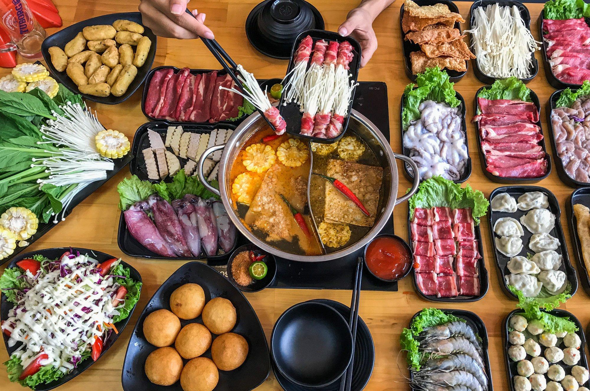 Giới thiệu về Lẩu Wang- Vua Buffet Lẩu 3