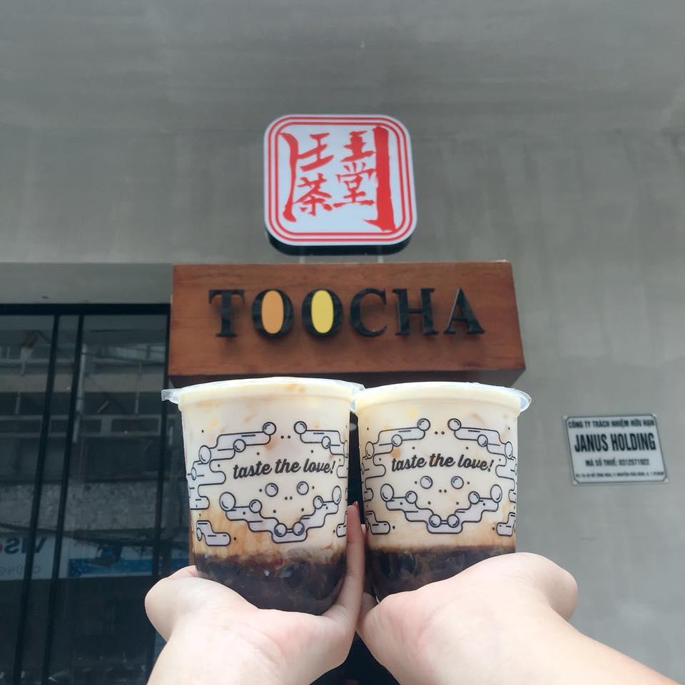 Giới thiệu về thương hiệu trà sữa Toocha 2