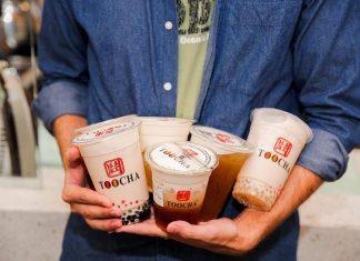 Giới thiệu về thương hiệu trà sữa Toocha 3