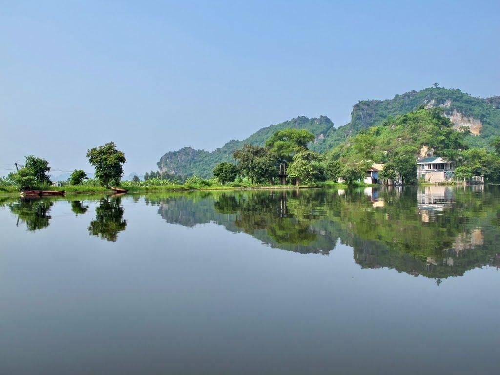 Hồ Quan Sơn nằm ở đâu