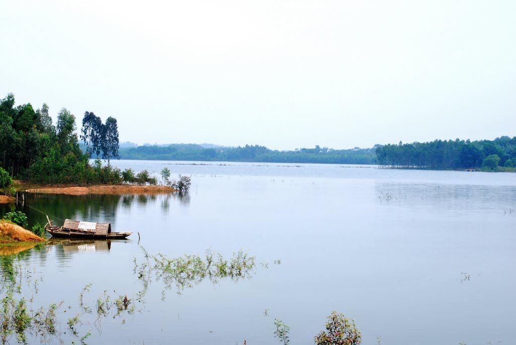 Hồ suối hai