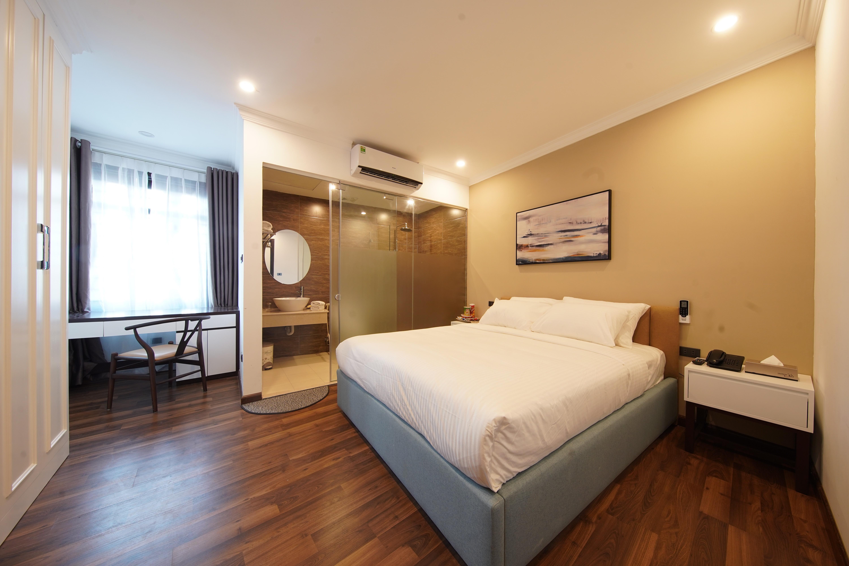Khách sạn My Hotel Hoàng Cầu