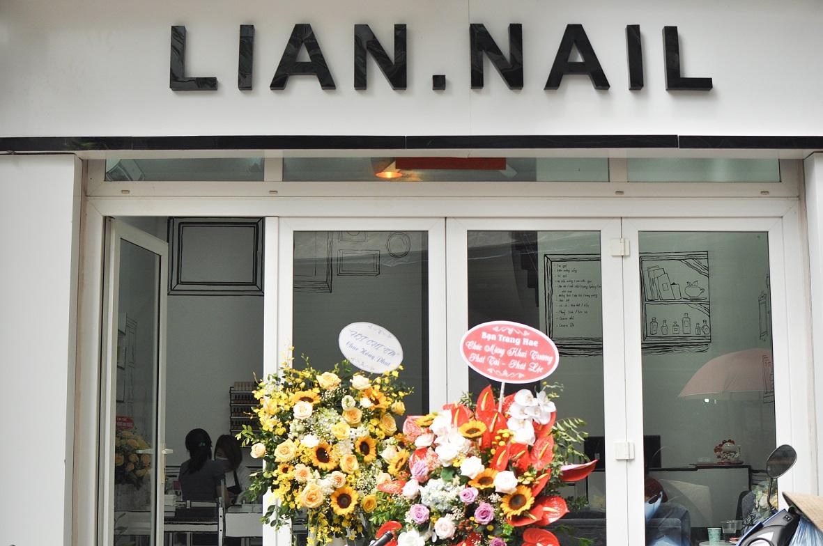Không gian của Lian Nail 1