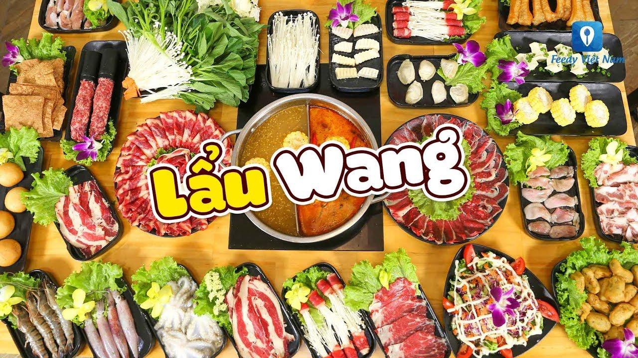 Không gian nhà hàng Lẩu Wang 2