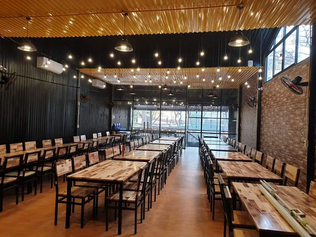 Không gian nhà hàng Lẩu Wang 3
