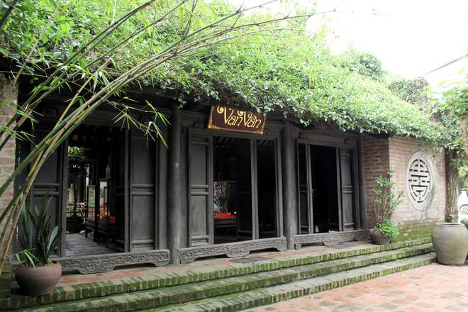 Nhà cổ Vạn Vân - Bát Tràng