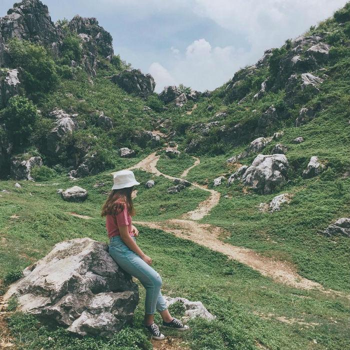 Lưu ý gì khi du lịch núi Trầm 1