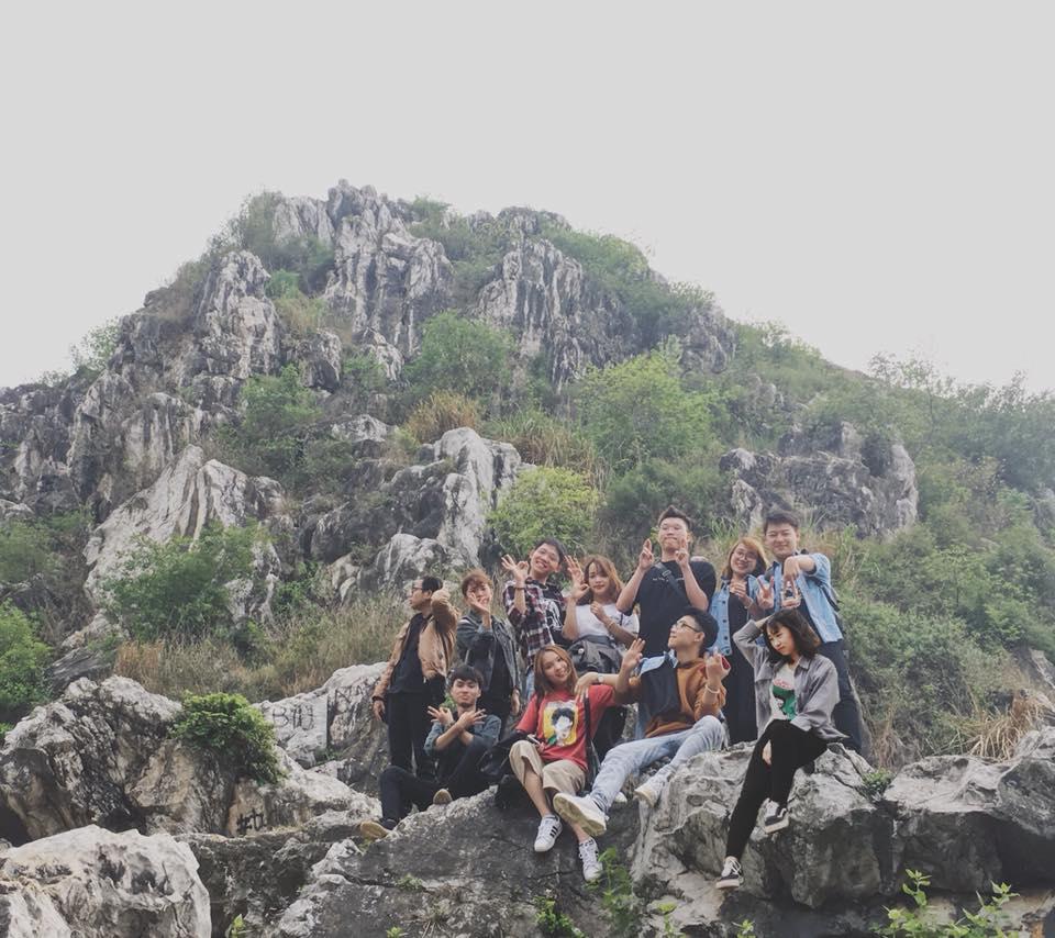 kinh nghiệm du lịch núi trầm cùng bạn bè