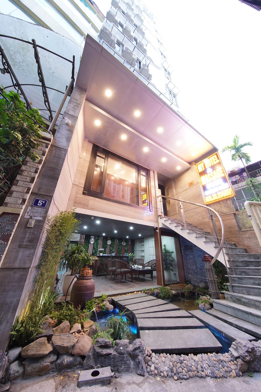 My Hotel Hoàng Cầu