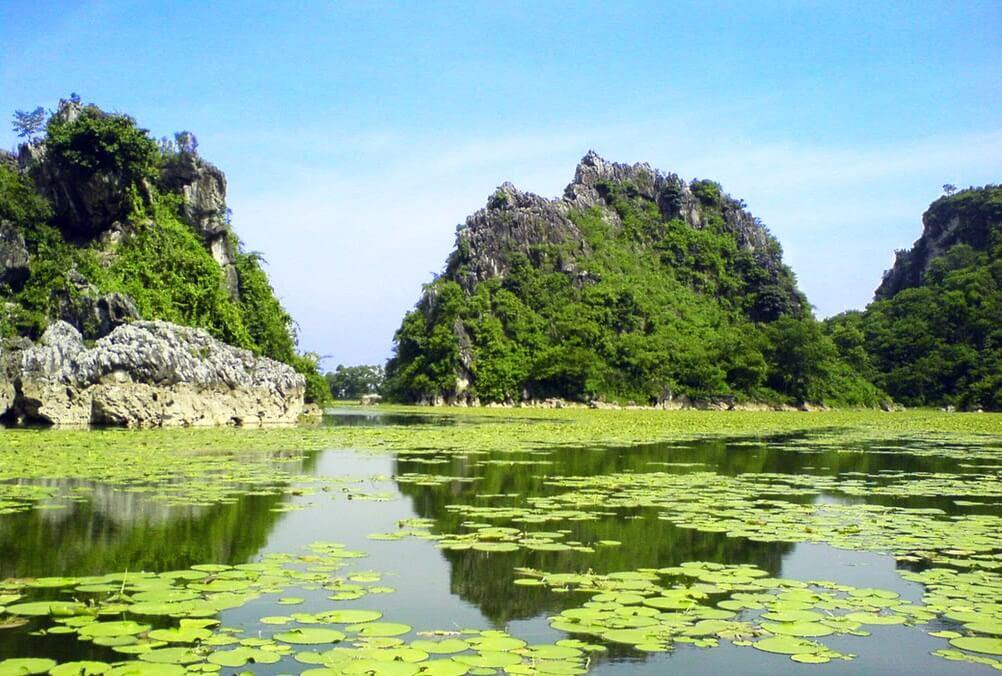 nên đi Hồ Quan Sơn mùa nào