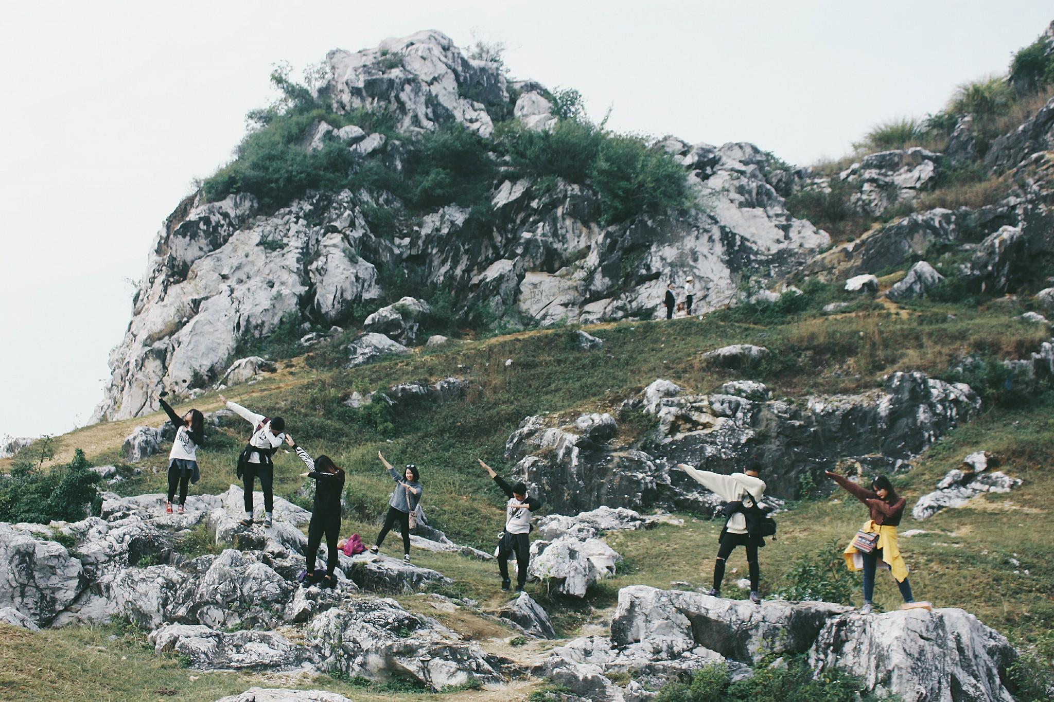 thời điểm du lịch núi trầm