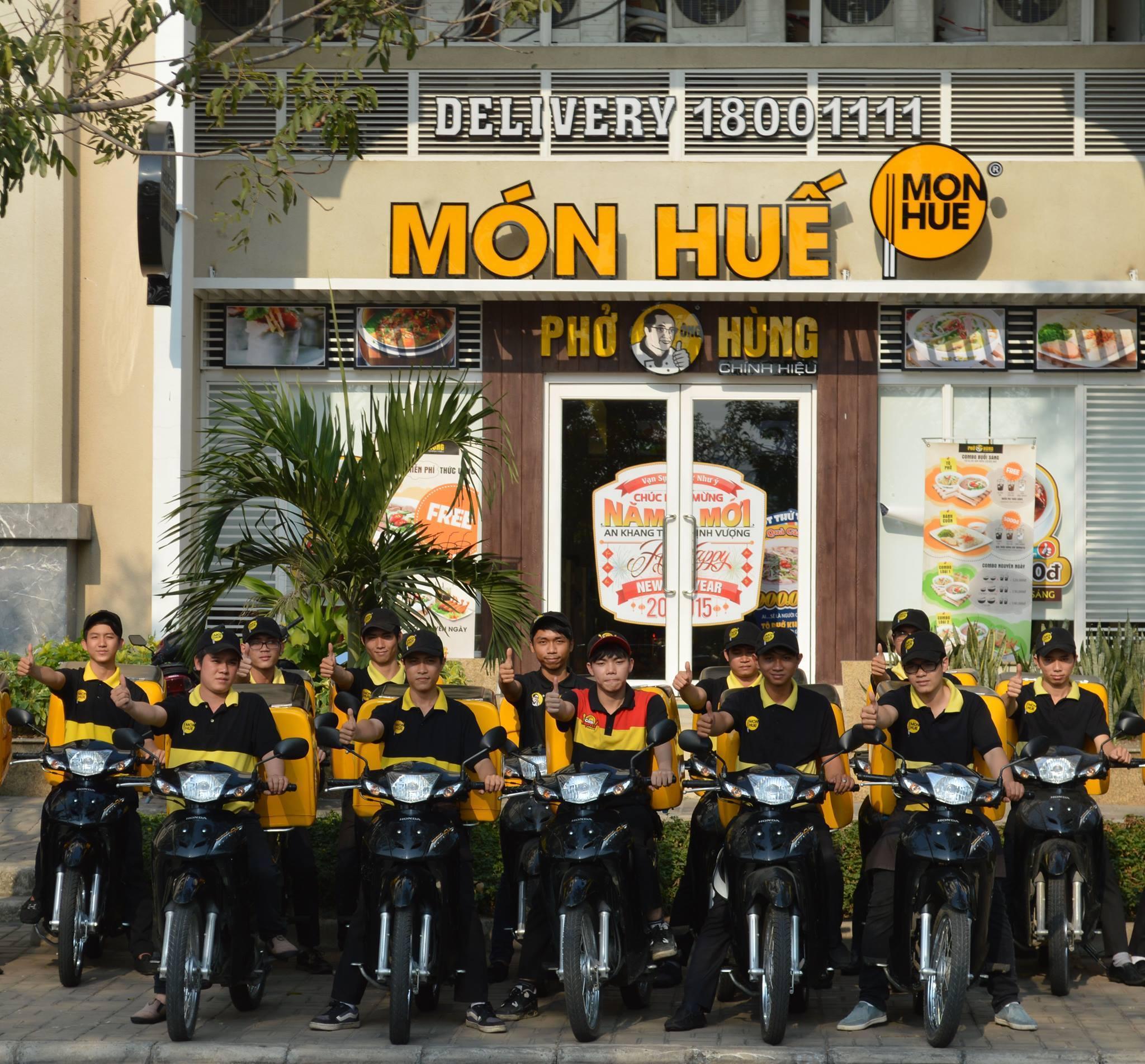 Nhà hàng món Huế dịch vụ