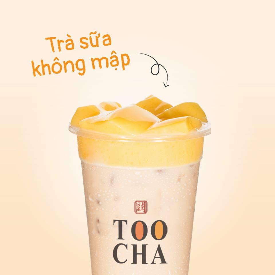 Trà Sữa Organic - Trà sữa Không Mập Toocha 2