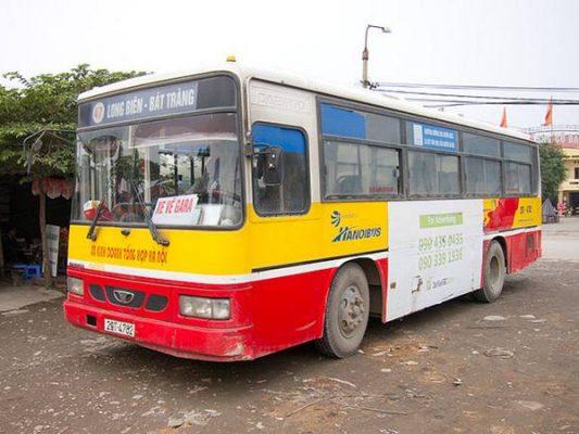 Đi bát tràng bằng be bus