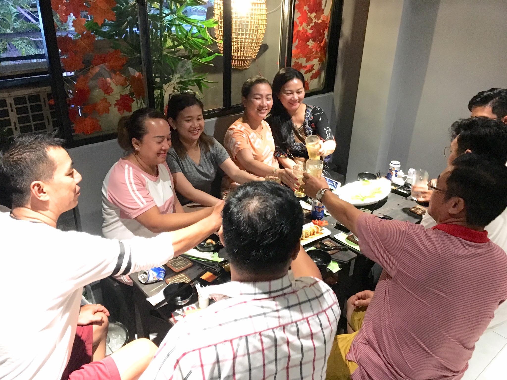 chất lượng dịch vụ Nhật Vương Sushi & Fastfood