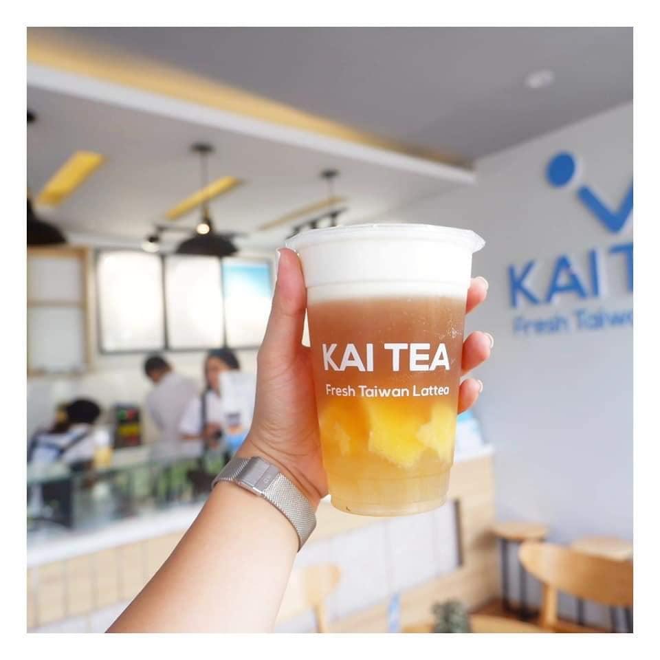 không gian quán Không gian Kai Tea Văn Phú