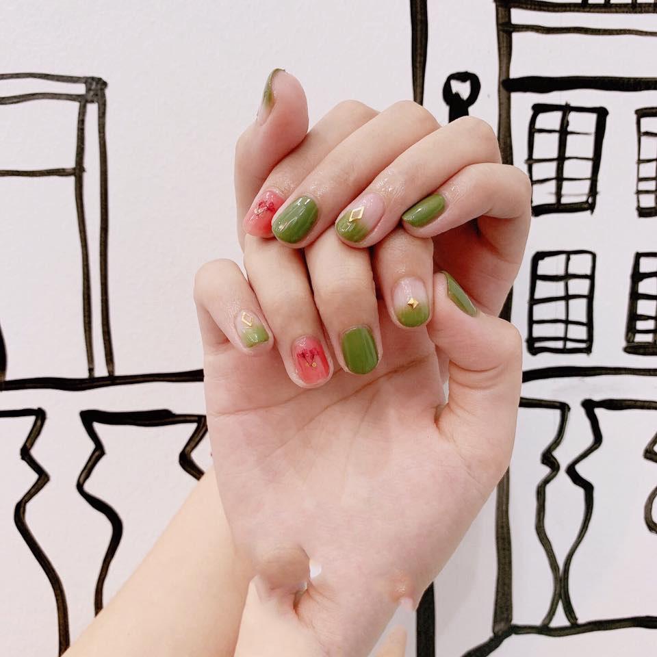 tiệm nail 3CE Nail & Spa