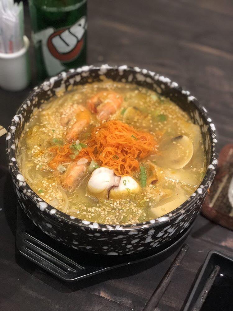 review đồ ăn đồ ăn Nhật Vương Sushi & Fastfood 1