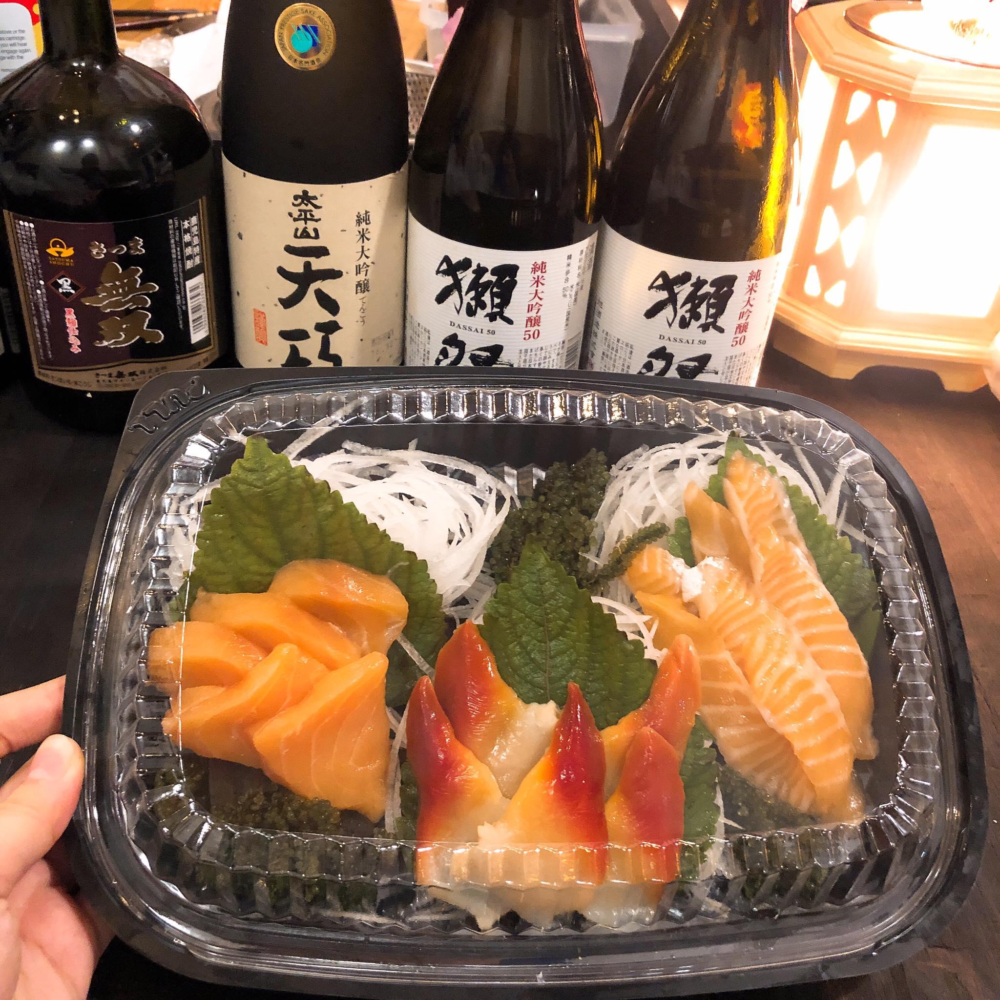 ưu đãi Nhật Vương Sushi & Fastfood