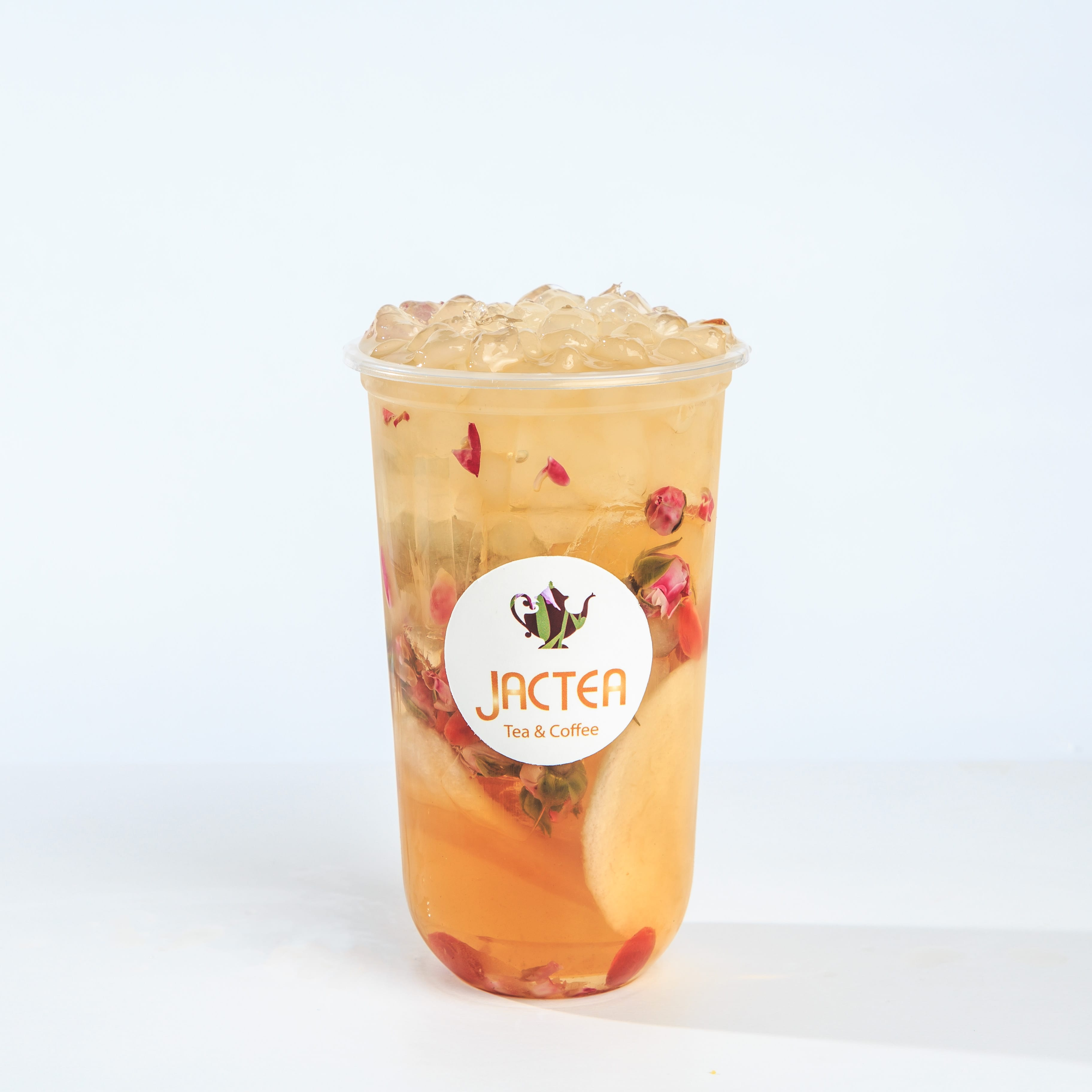 Trà hoa hồng tươi mát Jactea