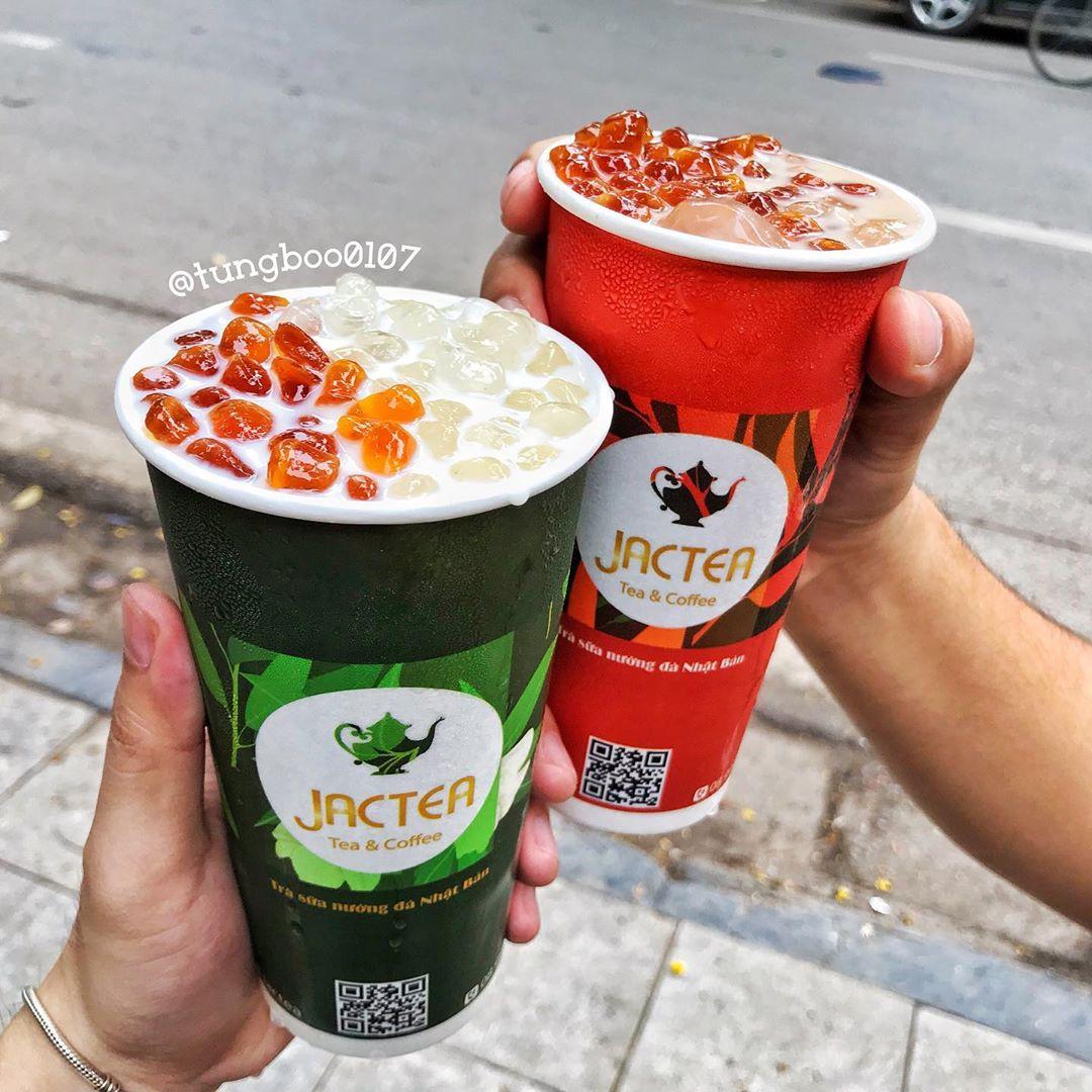 trà sữa nướng Jactea 2