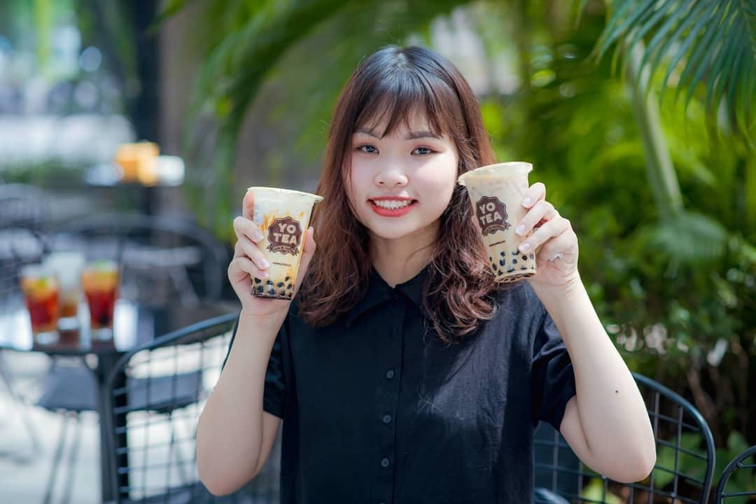 Trà sữa Pozaa tea 1