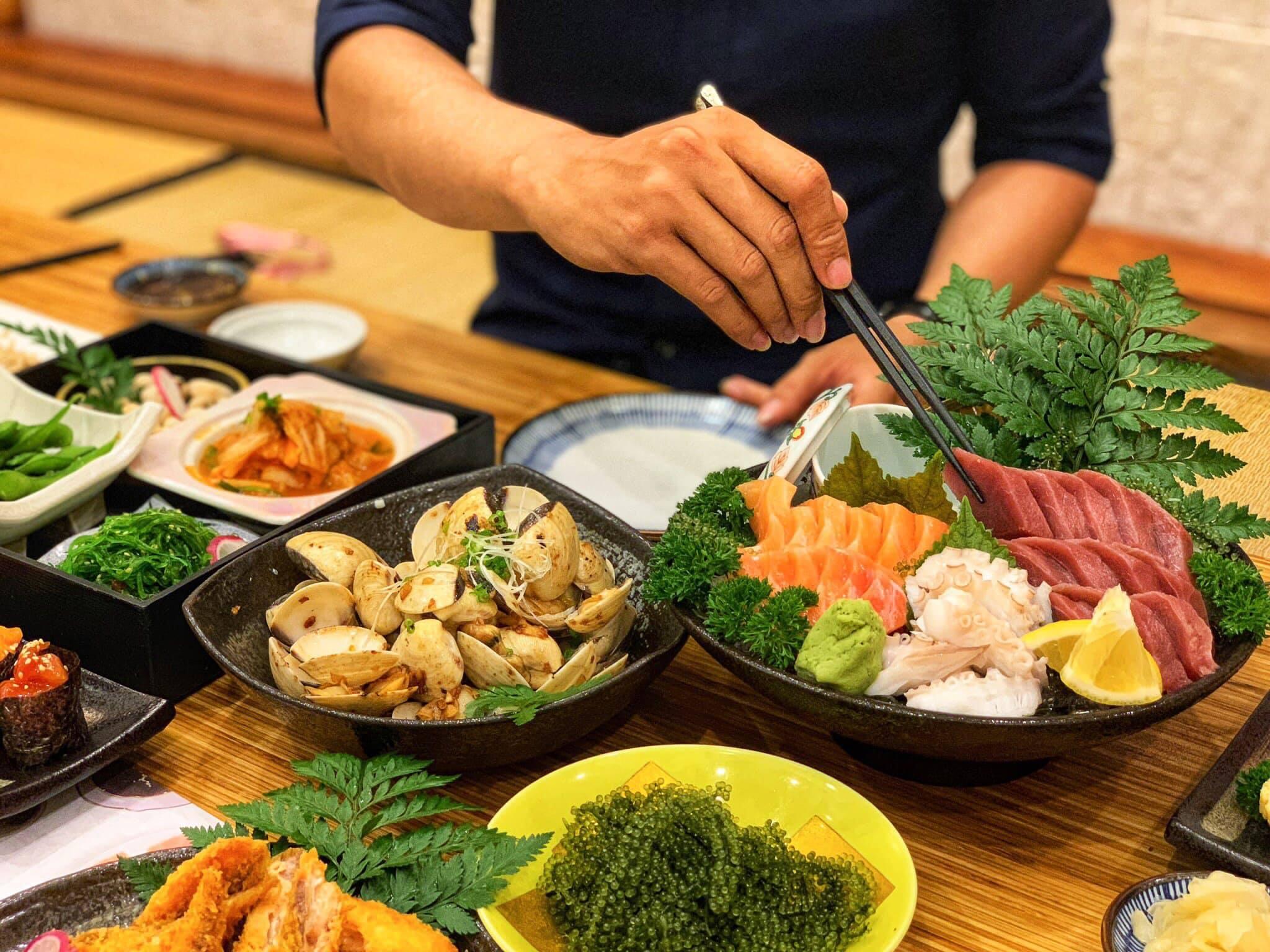 Ưu đãi IKi Sushi