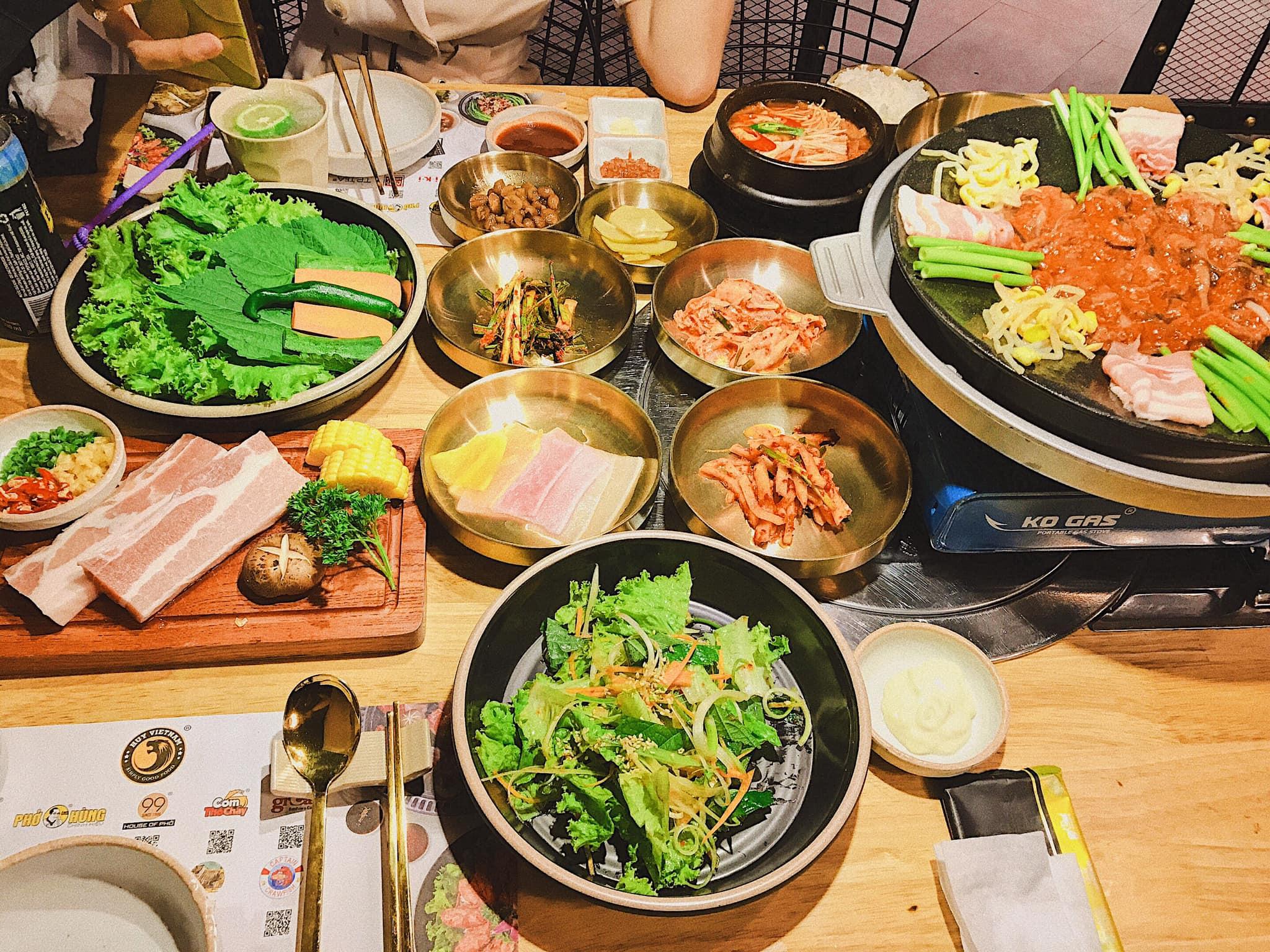 Ưu đãi Shilla - Korean BBQ Restaurant
