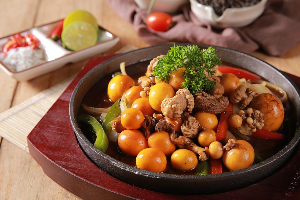 món ăn Lạc quán