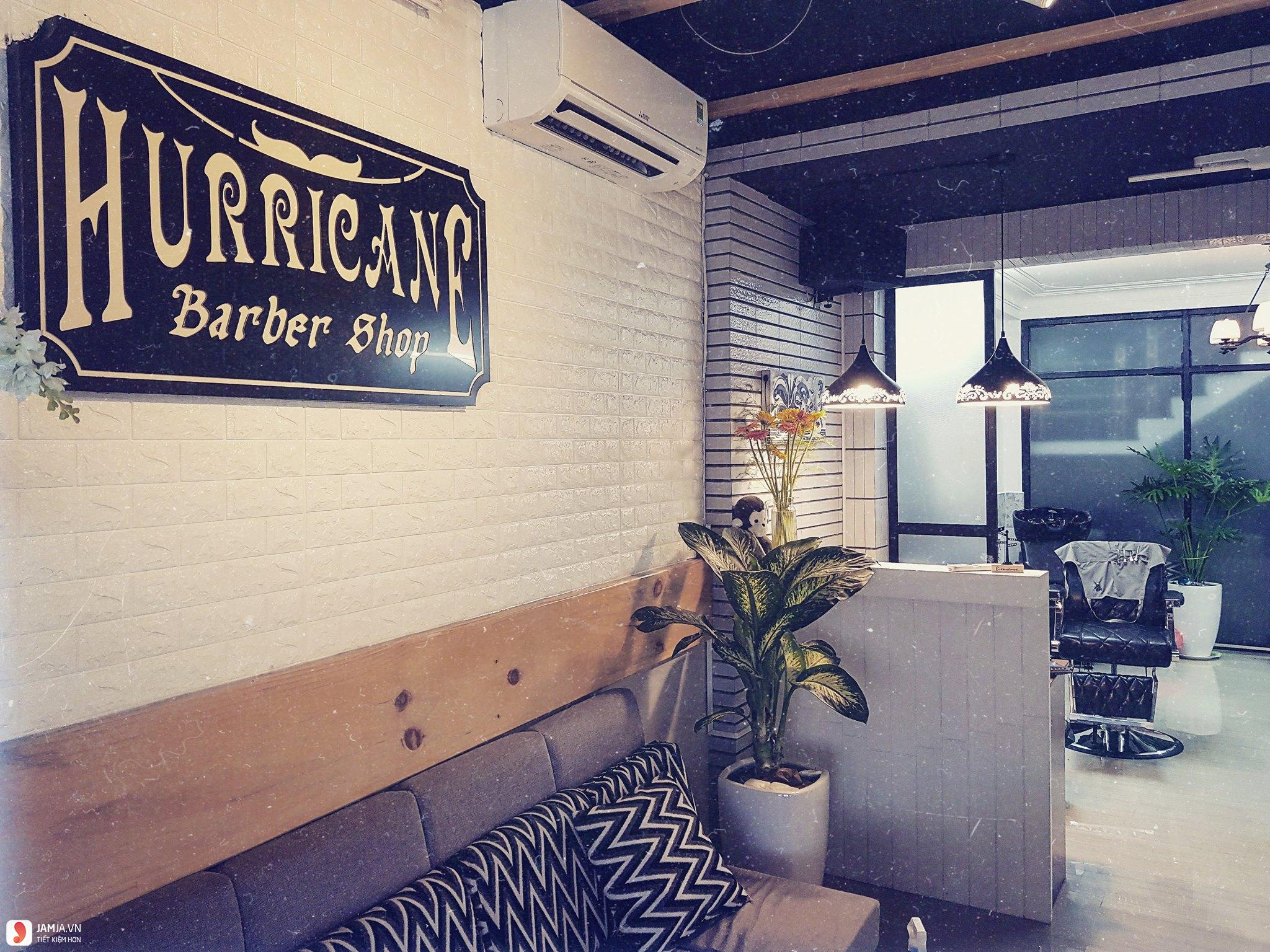 Hurricane Barber Shop