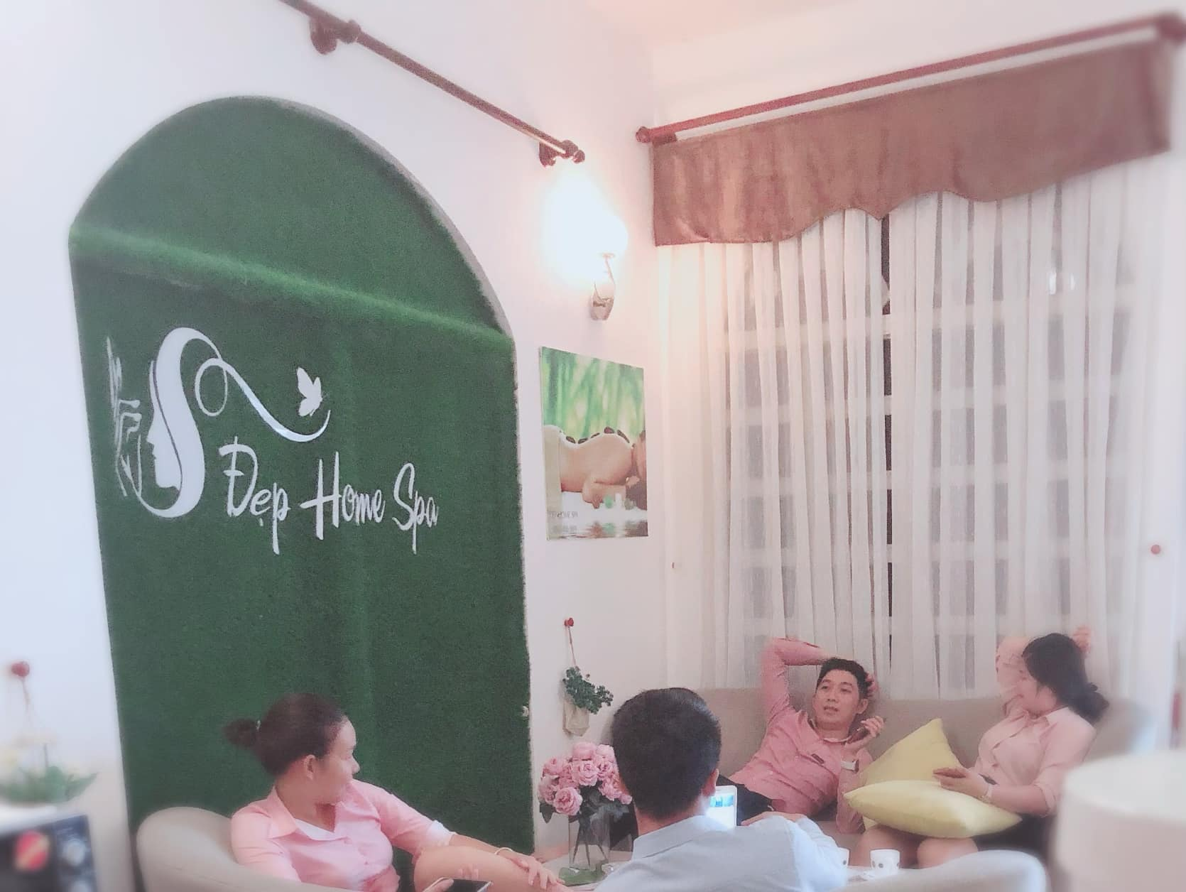 Đẹp home spa