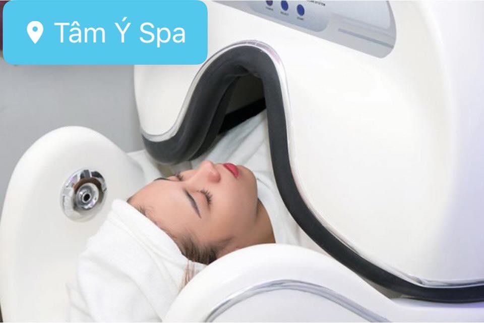 dịch vụ điều trị da body tâm ý spa