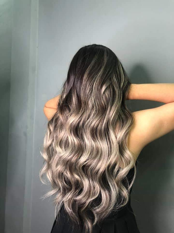 dịch vụ hair salon Quốc Huy