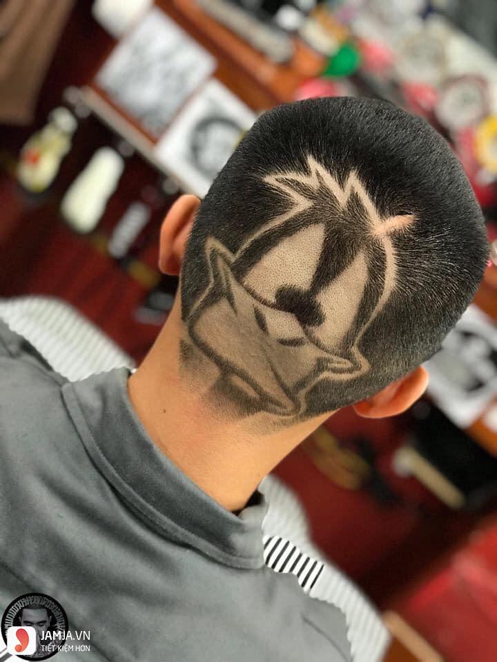 dịch vụ tại liên Barber Shop