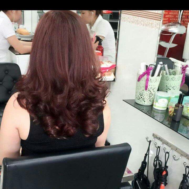 hair salon milan