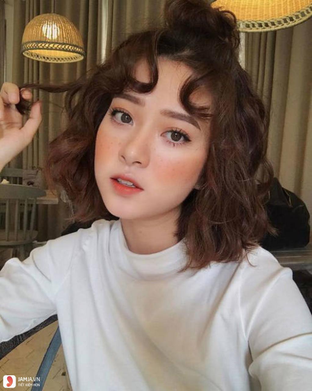 hair salon tóc mới