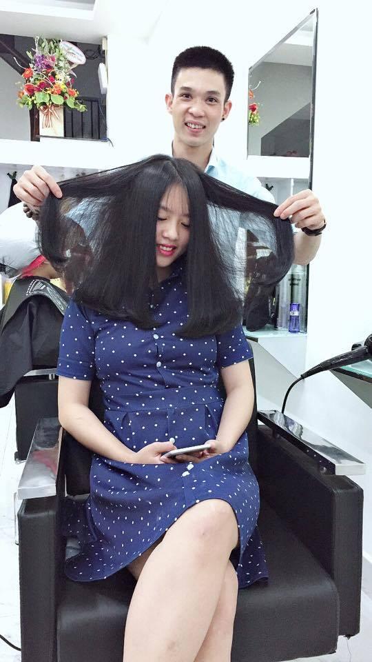 Phục vụ Mạnh Tây Hair Salon