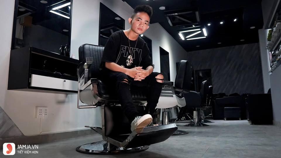 tiệm tóc Mekong Barbershop