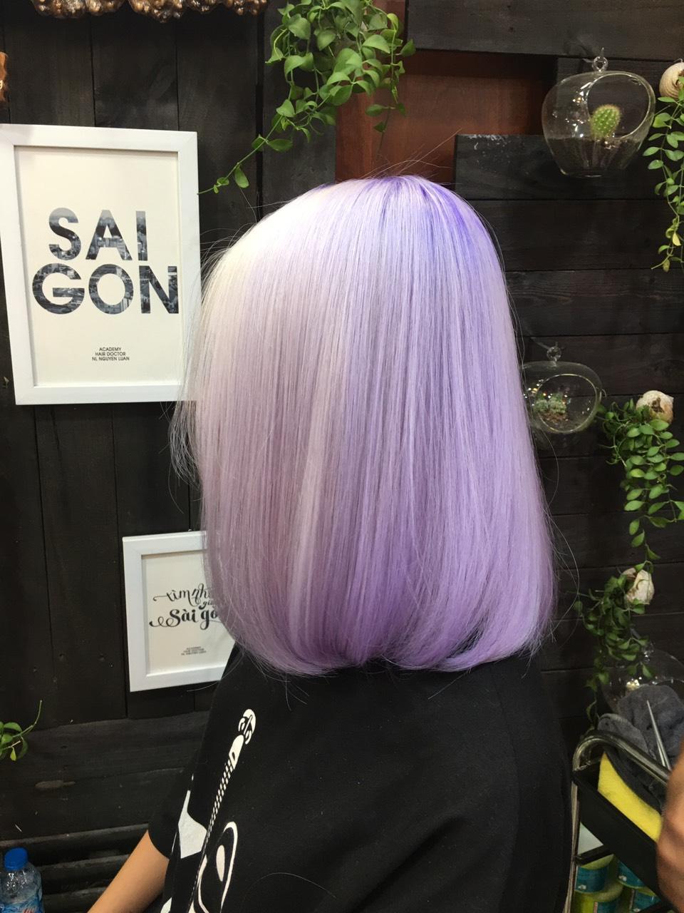 Ưu đãi hair salon Quốc Huy