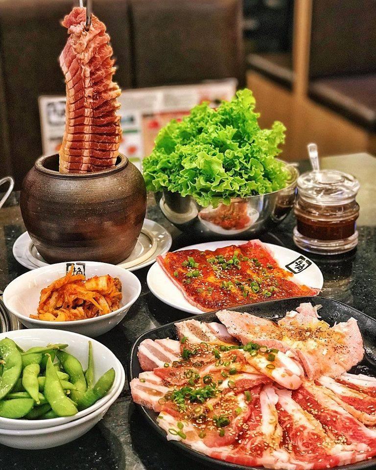 Gyu Kaku - Buffet lẩu nướng Nhật Bản