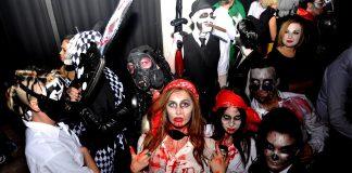 Trung tâm thương mại - Halloween