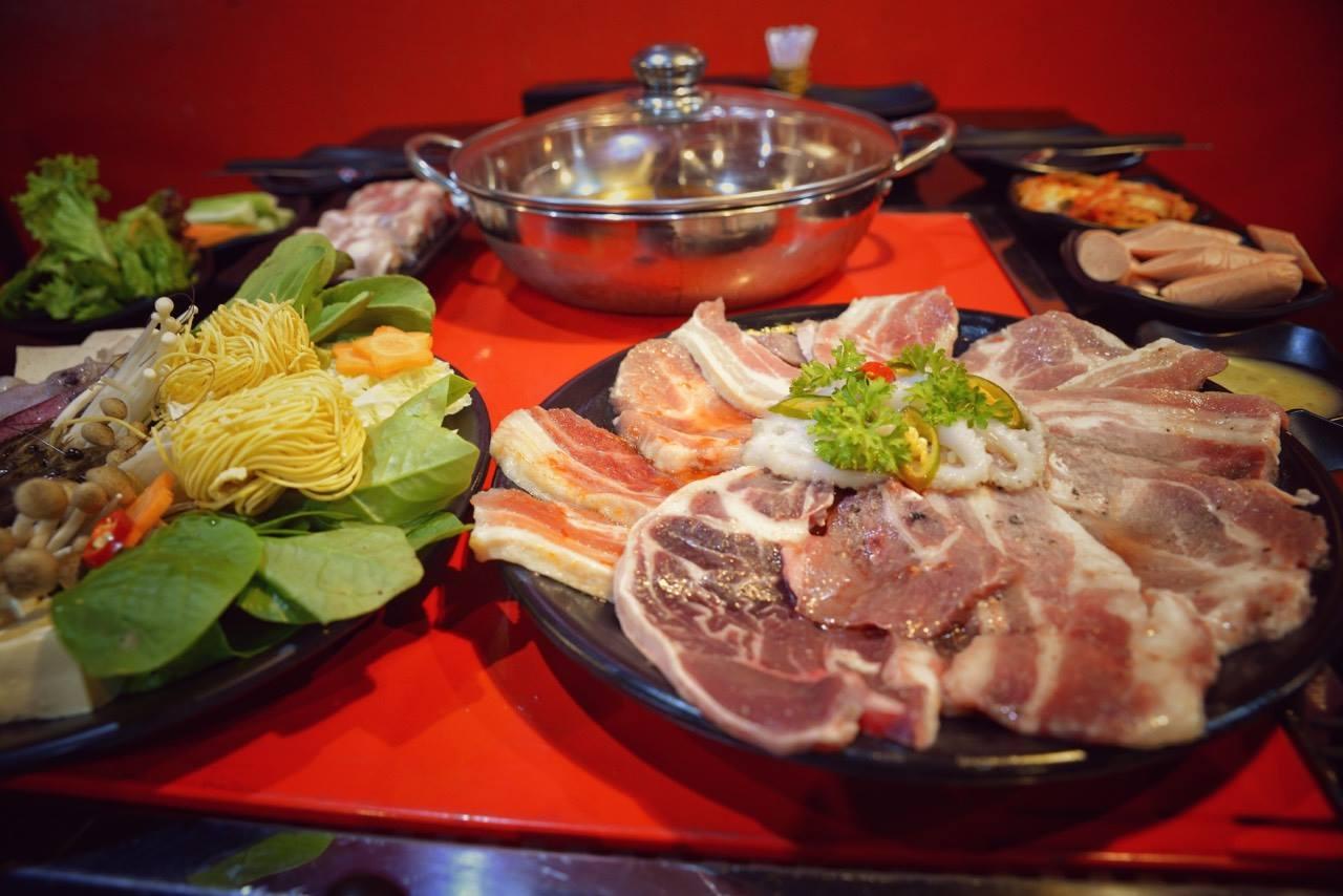 JangWon Korean BBQ