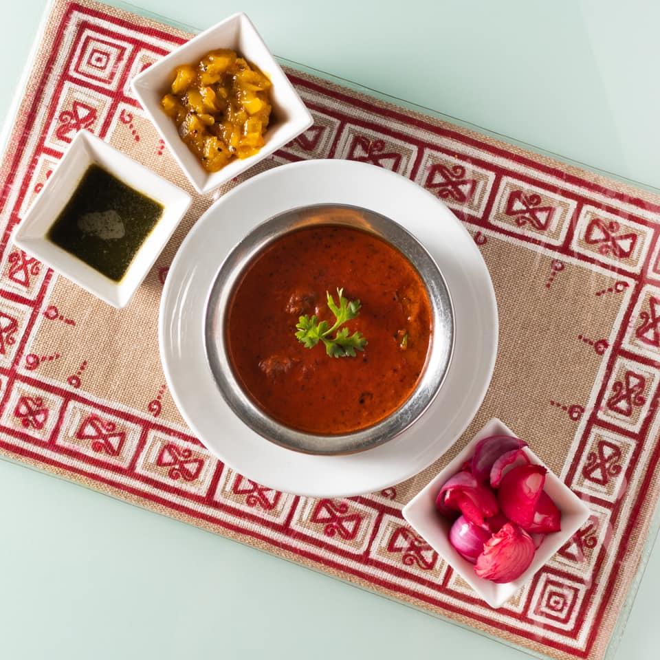 Natraj Indian Cuisine - Nhà hàng đặt tiệc 20/11 ở Sài Gòn