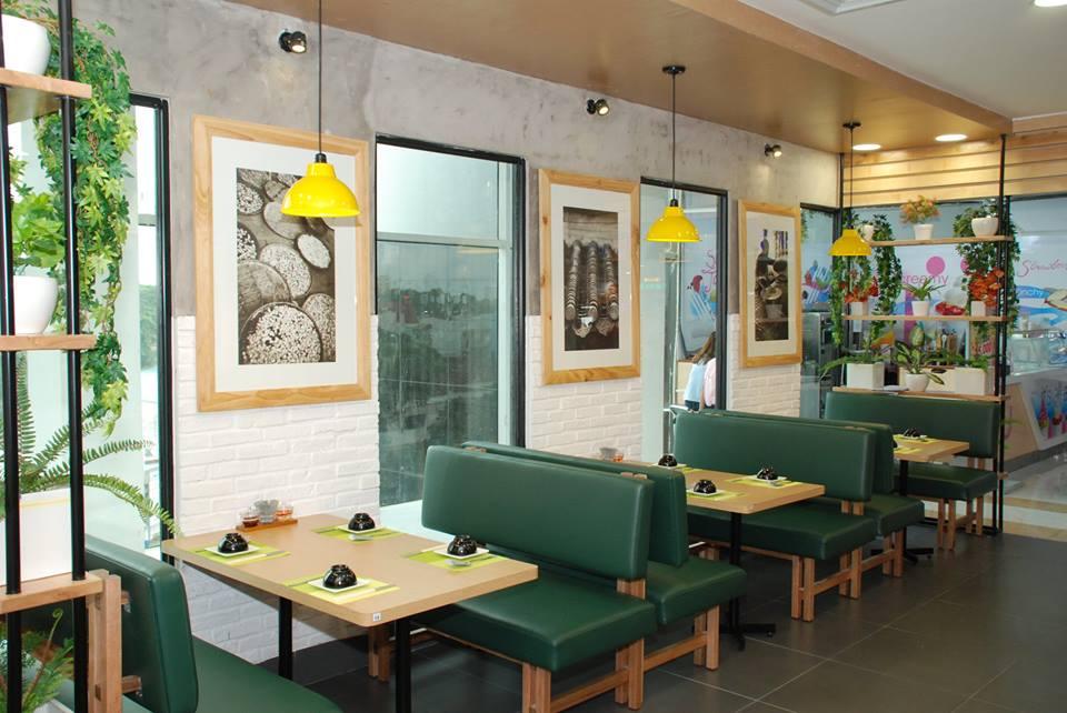 Wrap & Roll - Nhà hàng đặt tiệc 20/11 ở Sài Gòn