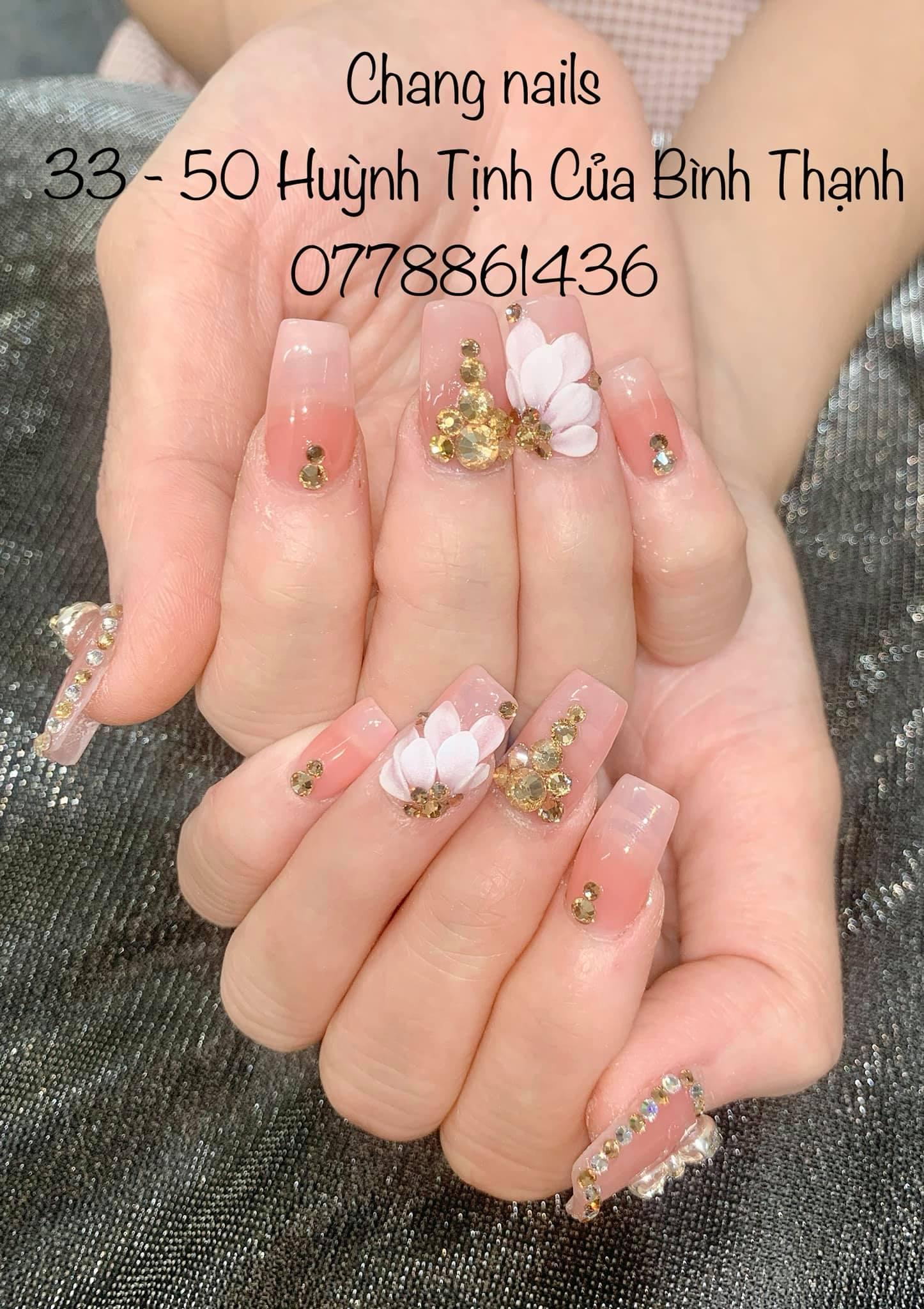 tiệm Chang nails